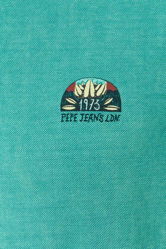Pepe Jeans - Tricou Polo Corwin De bărbați