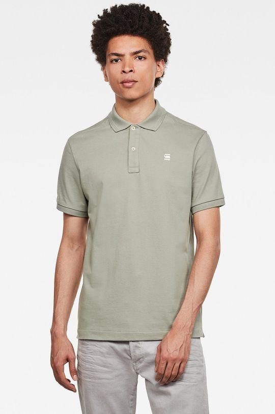 sivá G-Star Raw - Polo tričko Pánsky