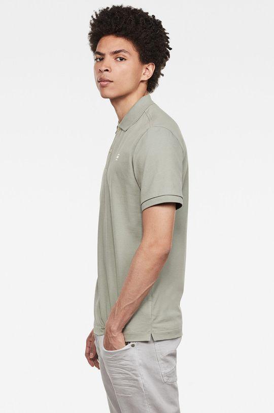 G-Star Raw - Polo tričko sivá