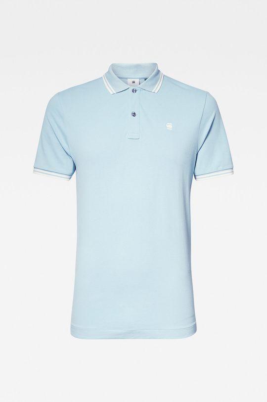 albastru deschis G-Star Raw - Tricou Polo