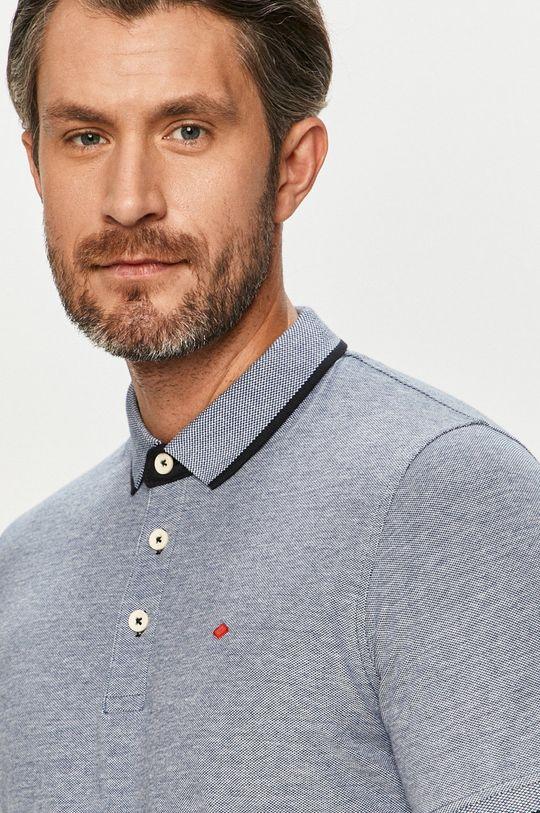 Produkt by Jack & Jones - Polo tričko modrá