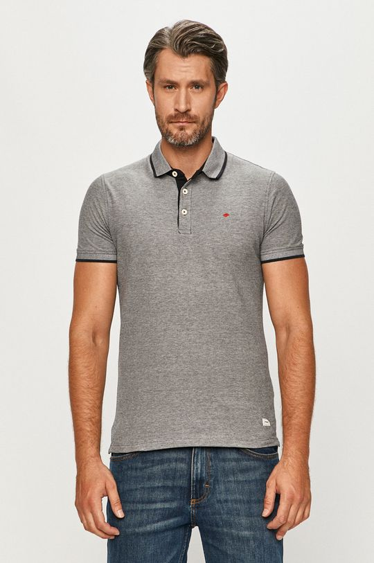 negru Produkt by Jack & Jones - Tricou Polo De bărbați