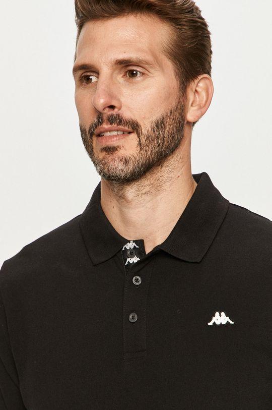černá Kappa - Polo tričko