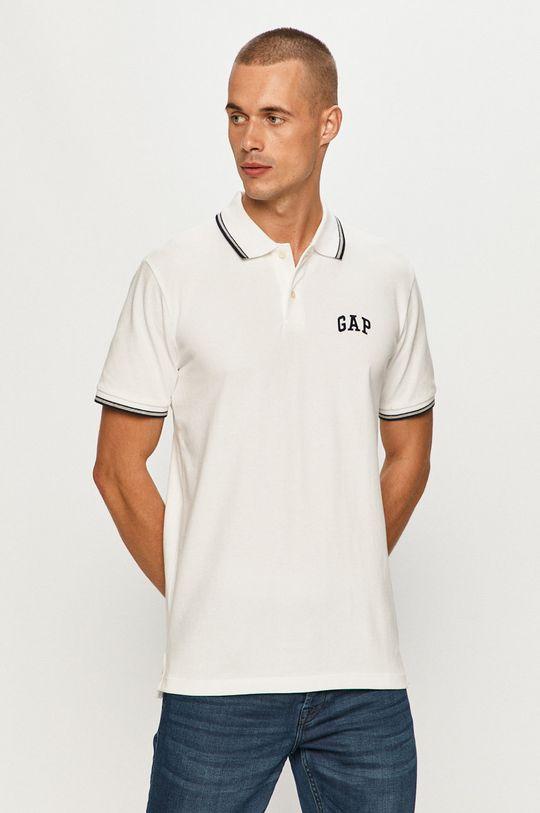 biały GAP - Polo