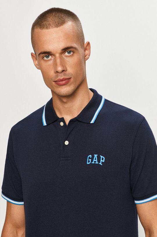 tmavomodrá GAP - Polo tričko Pánsky