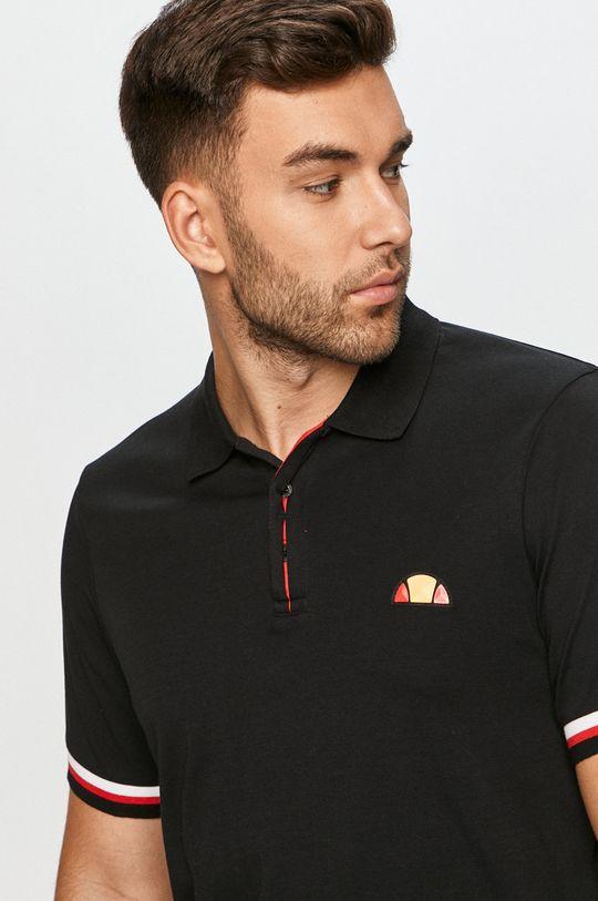 černá Ellesse - Polo tričko