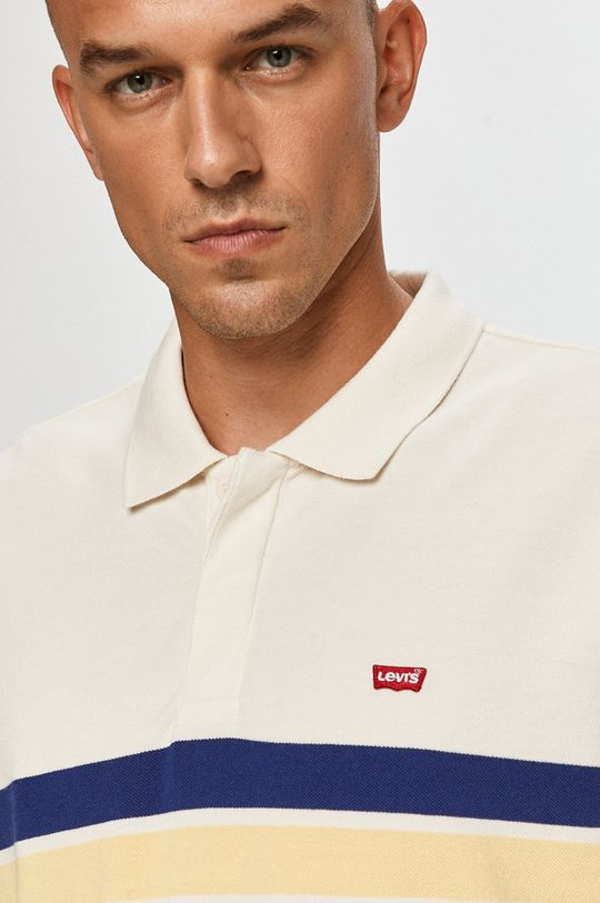 alb Levi's - Tricou Polo