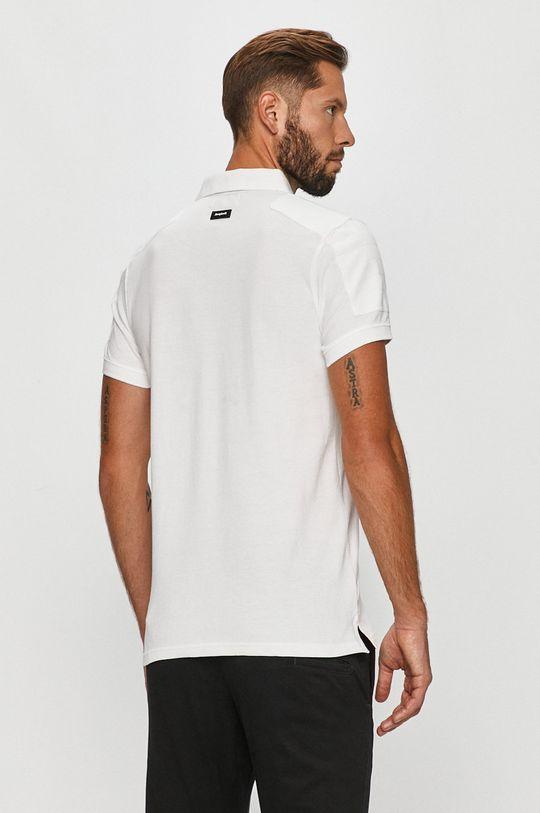 Desigual - Polo tričko  100% Bavlna Pokyny k praní a údržbě:  prát v pračce při teplotě 30 stupňů, lze sušit v sušičce, nebělit, žehlit na nízkou teplotu, Nečistit chemicky