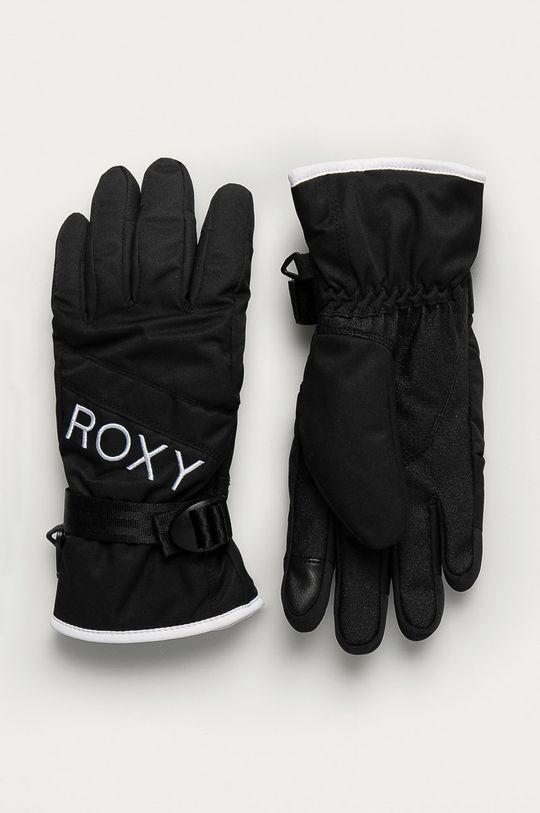 černá Roxy - Rukavice Dámský