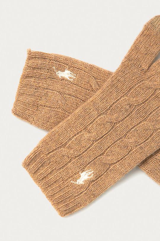 Polo Ralph Lauren - Rukavice béžová