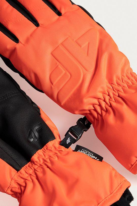 4F - Rukavice  Podšívka: 100% Polyester Výplň: 35% Polyester, 65% Polypropylén Základná látka: 100% Polyester