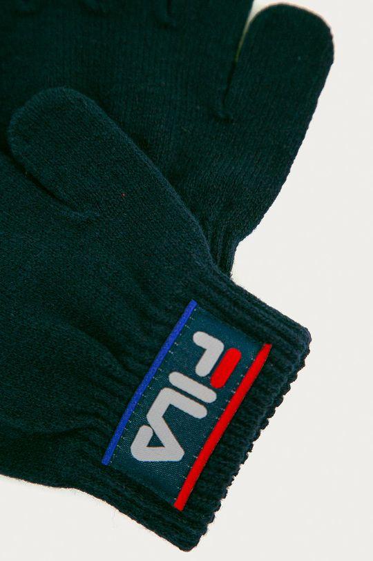 Fila - Dětské rukavice námořnická modř