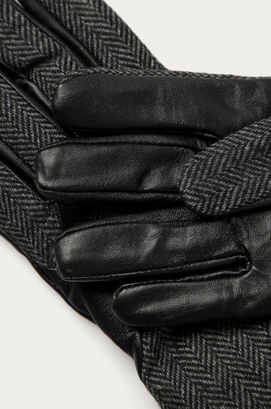 Pepe Jeans - Rukavice Telmo šedá