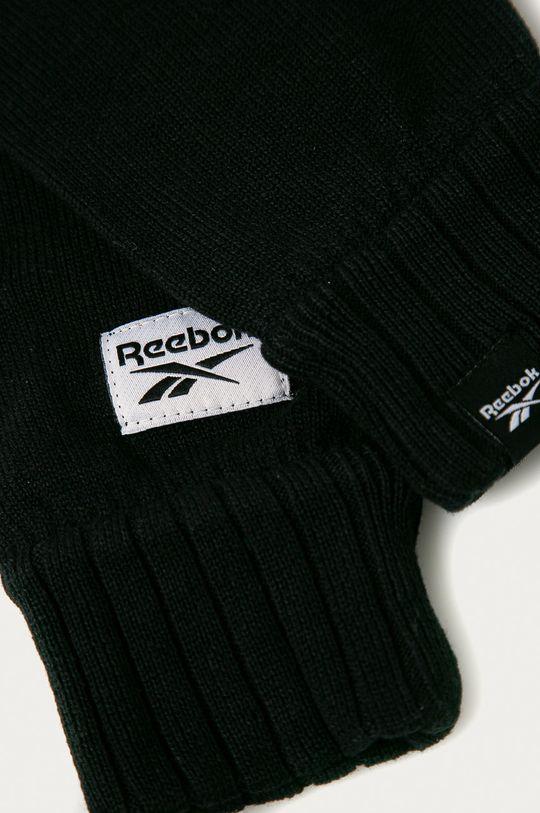 Reebok - Rękawiczki czarny