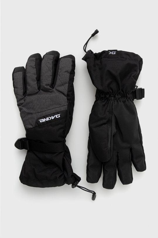 czarny Dakine - Rękawiczki Męski