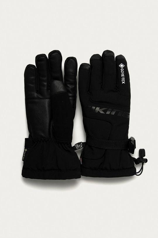 czarny Viking - Rękawiczki Męski