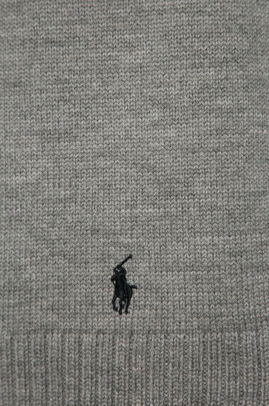 Polo Ralph Lauren - Szalik dziecięcy szary