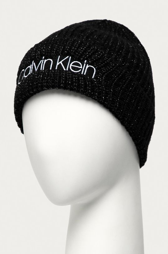 Calvin Klein - Čiapka a šál  60% Akryl, 20% Vlna, 20% Alpaka