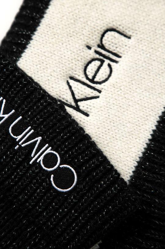 čierna Calvin Klein - Čiapka a šál
