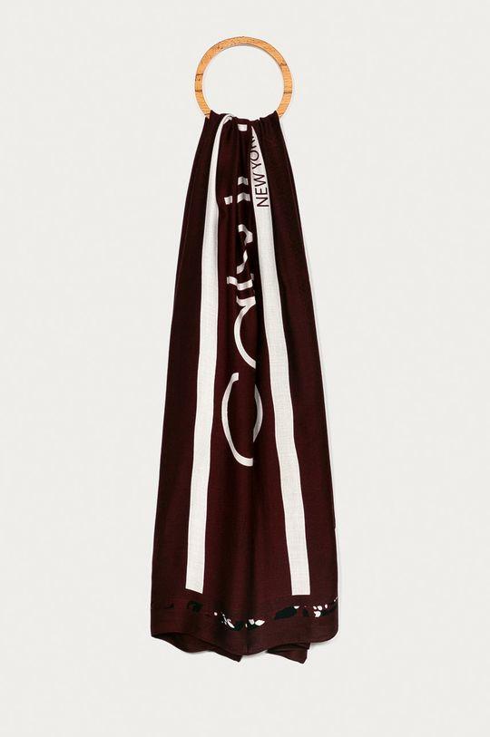 mahagóni vörös Calvin Klein - Kendő Női