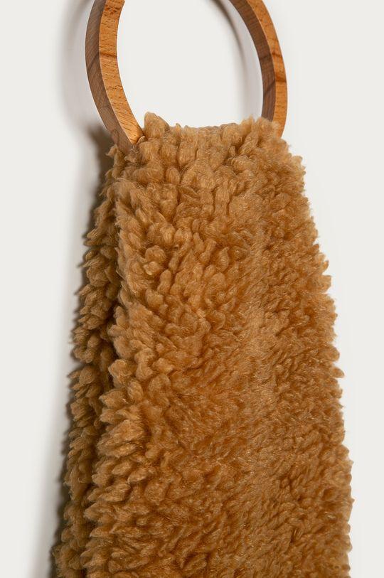 Vero Moda - Szalik brązowy