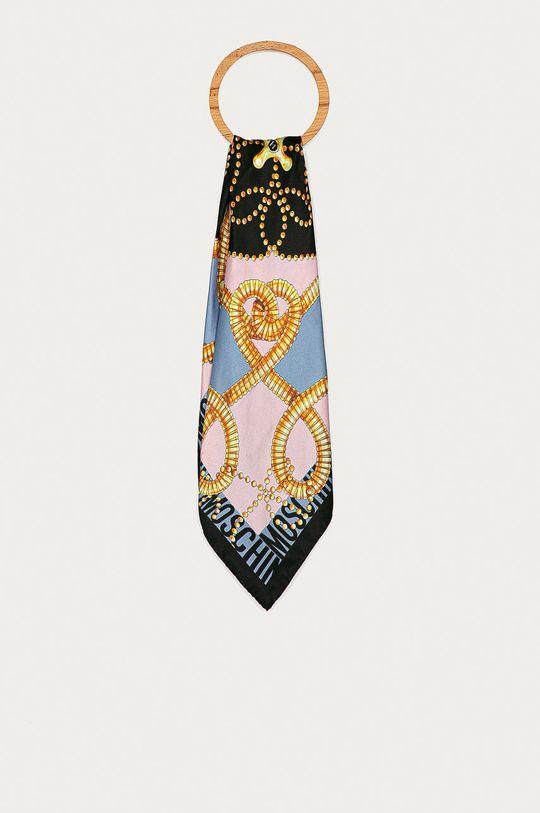 multicolor Moschino - Esarfa De femei