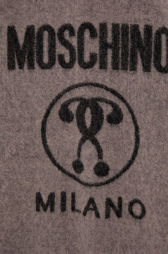 Moschino - Szalik różowy