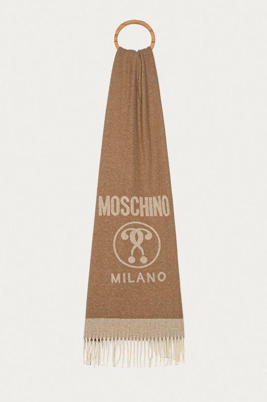 bej Moschino - Fular De femei