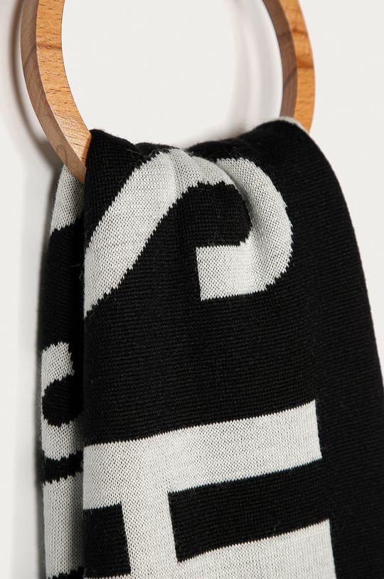 Moschino - Šála černá