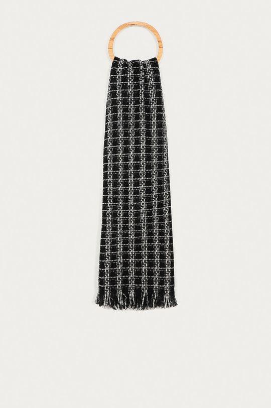 negru Morgan - Fular De femei