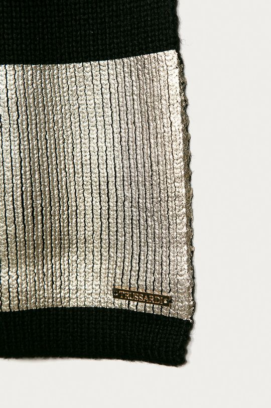 Trussardi Jeans - Fular negru