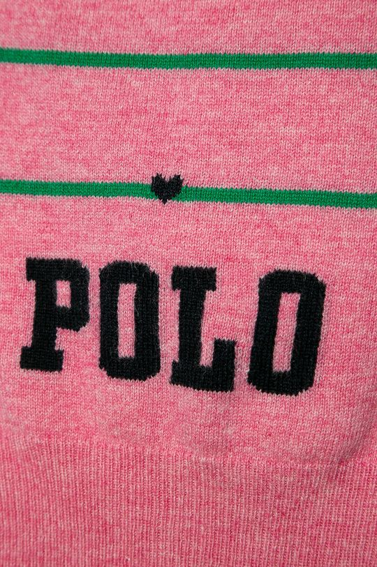 Polo Ralph Lauren - Šál ružová