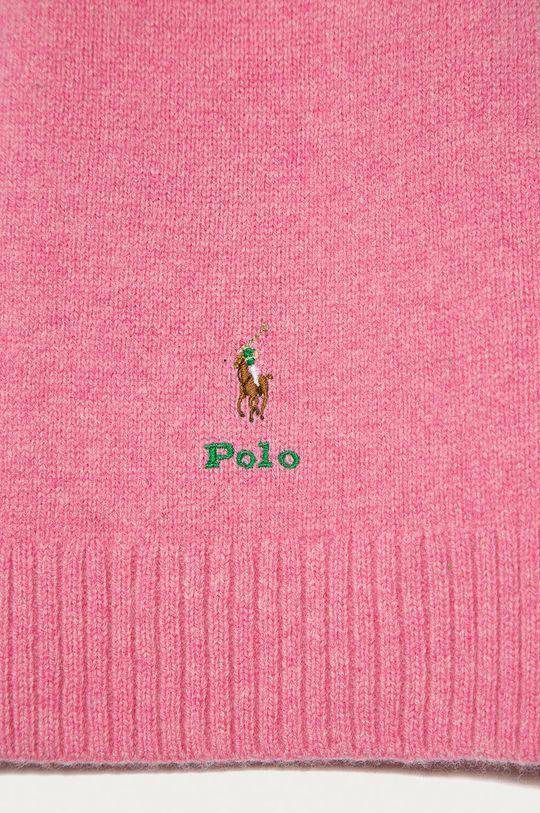 Polo Ralph Lauren - Detský šál ružová