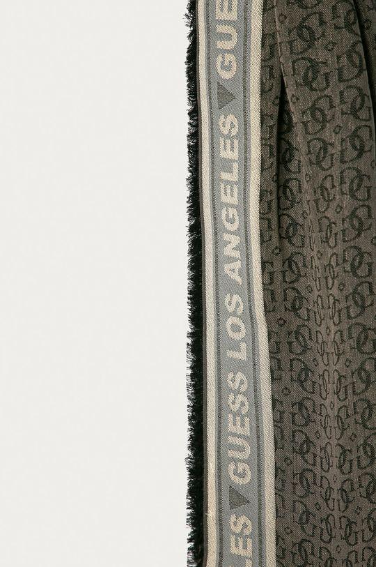 Guess Jeans - Шарф кавовий