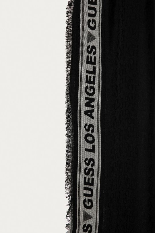 Guess Jeans - Szal czarny