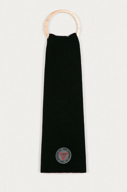 negru Guess Jeans - Fular De bărbați