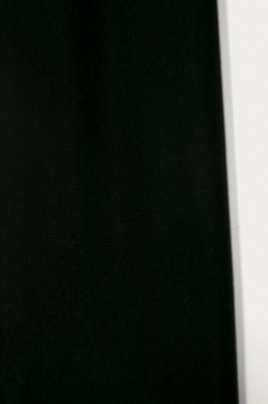 Calvin Klein - Fular negru