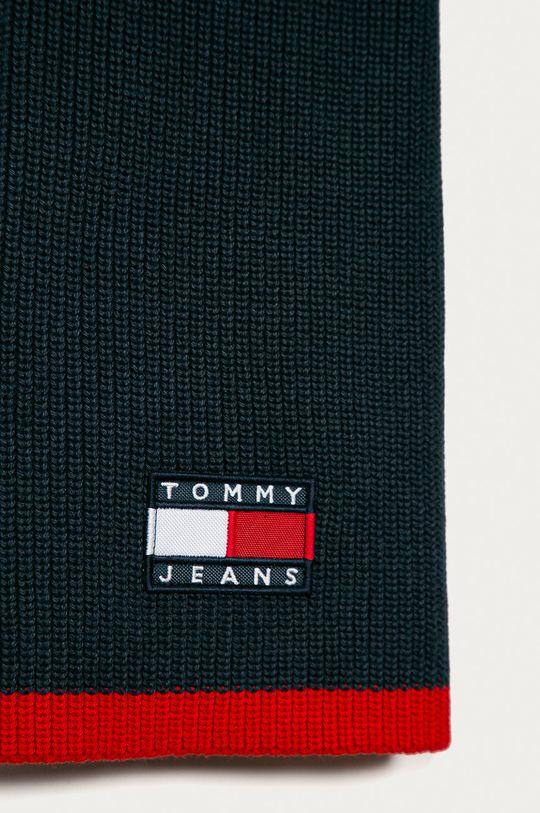 Tommy Jeans - Šála námořnická modř
