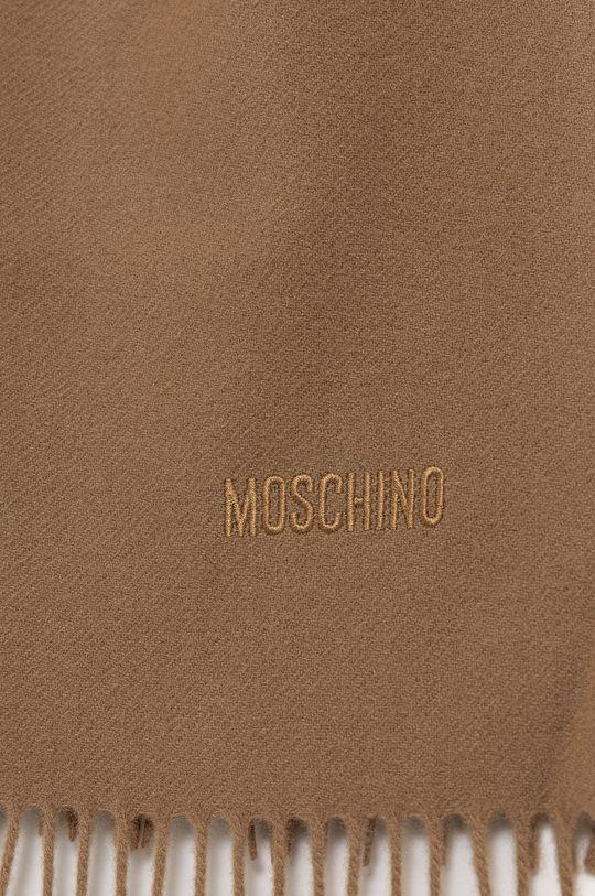 Moschino - Szalik brązowy