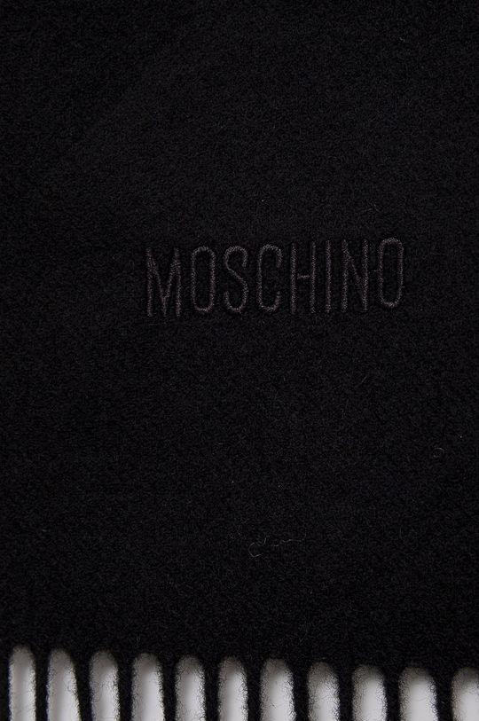 Moschino - Szalik czarny