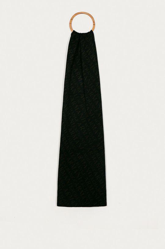 negru Armani Exchange - Fular De bărbați