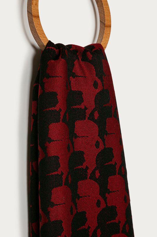 Karl Lagerfeld - Šála červená