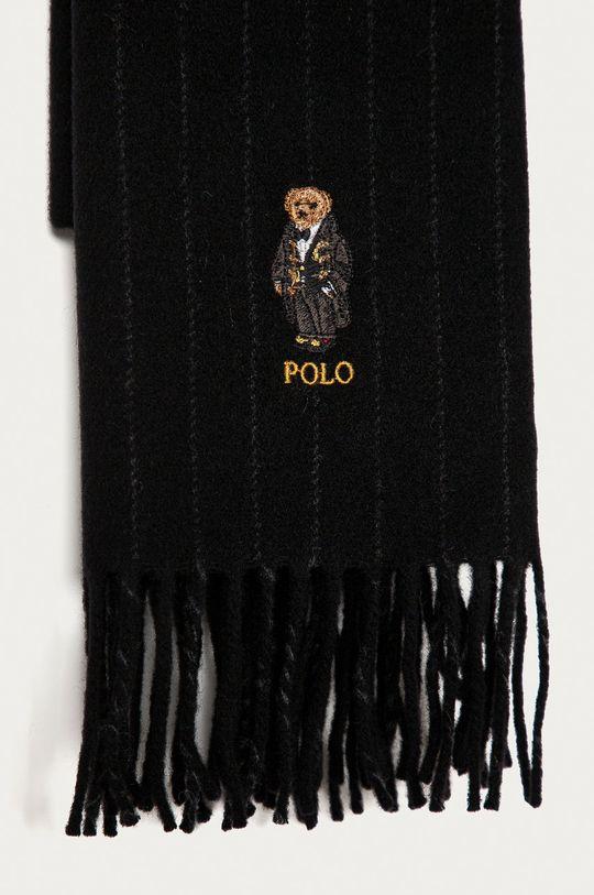 Polo Ralph Lauren - Szalik czarny