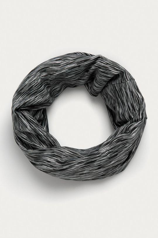 negru Viking - Fular impletit Unisex