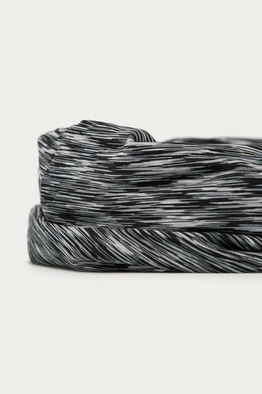 negru Viking - Fular impletit