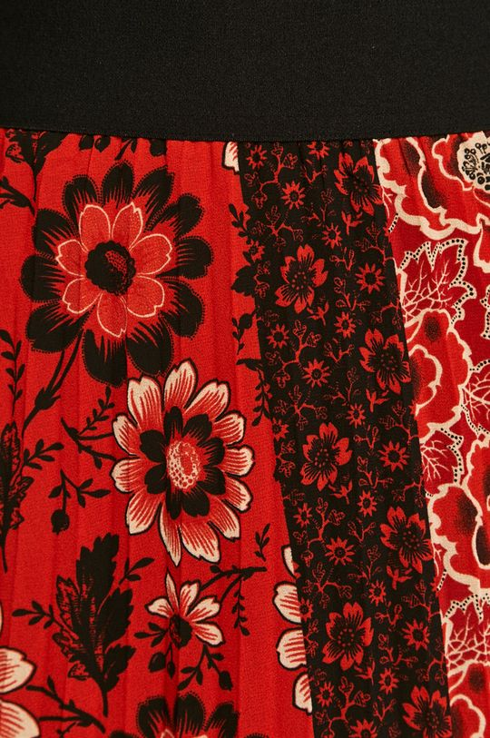 червоний Desigual - Спідниця