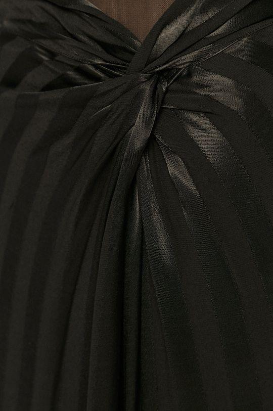 černá Guess Jeans - Sukně