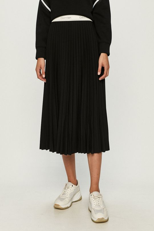čierna Calvin Klein - Sukňa Dámsky