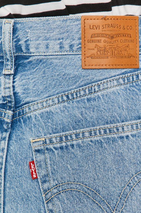 blady niebieski Levi's - Spódnica jeansowa