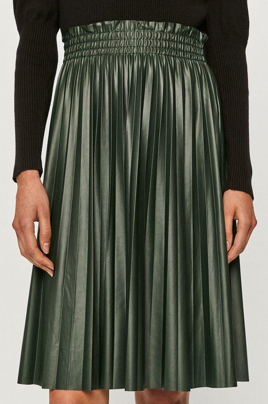 stalowy zielony Vero Moda - Spódnica Damski
